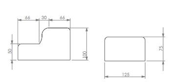 110 garden edger drawings