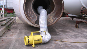 spiral air movers