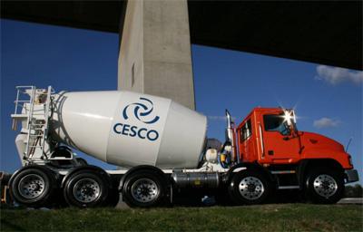 concrete mixer 90