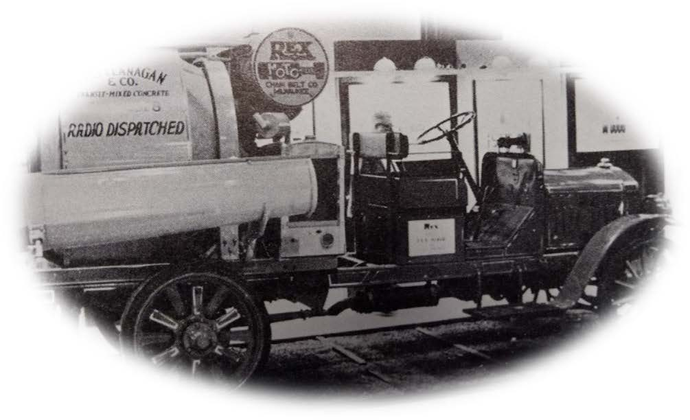 The History of the Transit Mixer in Aust